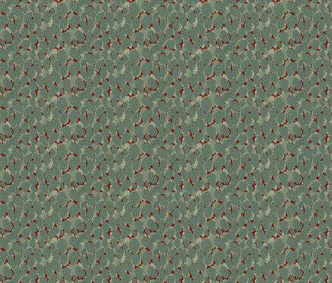 Hops in a Red Poke fabric by a_bushel_of_hops on Spoonflower - custom fabric
