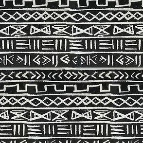 Tribal Traditional Mud Cloth