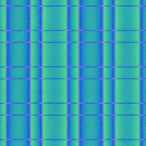 Blue Green Pink Plaid