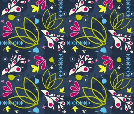 Albatross No. 24 fabric by brainsarepretty on Spoonflower - custom fabric