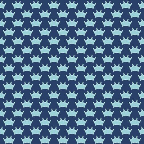Goodnight, Prince fabric by weavingmajor on Spoonflower - custom fabric