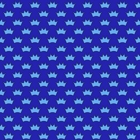 Heir to the Kingdom of Bob fabric by weavingmajor on Spoonflower - custom fabric