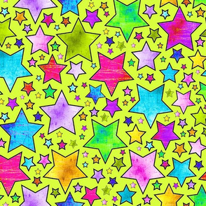 ELECTRIC GRUNGE STARS LIMEADE