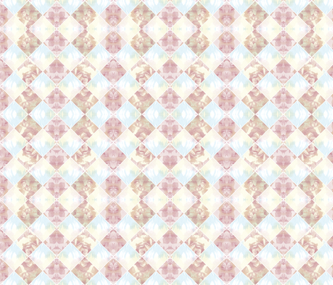 Pastel_Roses fabric by claire_e_fletcher on Spoonflower - custom fabric