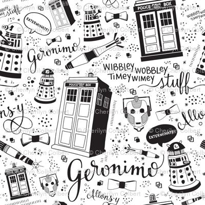 The Doctor: Full-Size Black