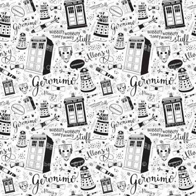 The Doctor: Smallscale Black