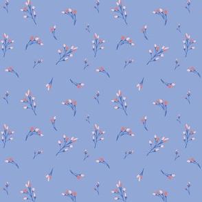 Peeking Blossom