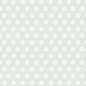 PinUp Polka Dots - Grey