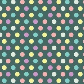 PinUp Polka Dots - Multicolor