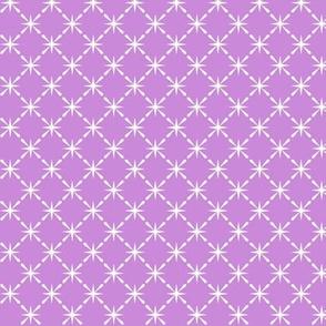 Lattice* (Lavender Disaster) || midcentury modern farm vintage retro kitchen chicken wire starburst pastel