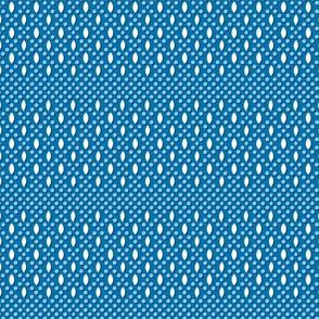Vivianne* (Blue Liz) || beads beaded coin purse vintage souvenir polka dots diamonds geometric
