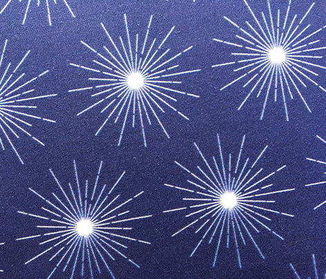Pulsar* (Jackie Blue) || galaxy outer space stars starburst cosmic atomic midcentury modern