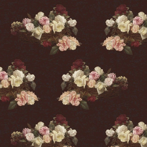 Basket of Roses 1a