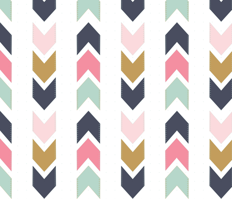 AZ_collection fabric by graceandcruzdesigns on Spoonflower - custom fabric