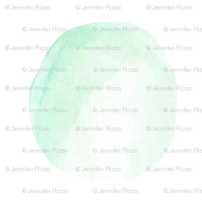Mint_green_dot_paint_splotch