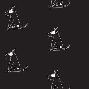 BooBoo Bull Terrier - Midnight