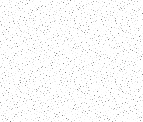 Confetti_Dot_Black fabric by northeighty on Spoonflower - custom fabric