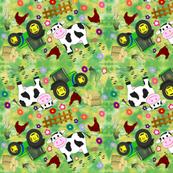 5_inch_farmyard_cow