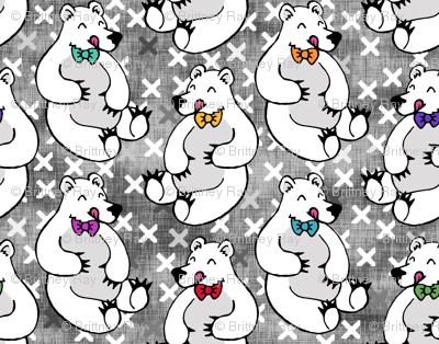 Yummy Polar Bear