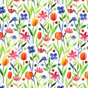 Dotty Delight Flower Fields small version