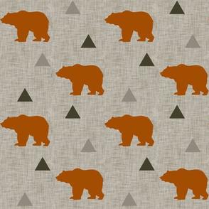 Bears_and_Triangles_Orange