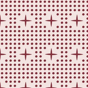 maroon_dot_mudcloth