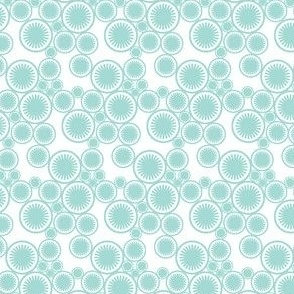 Atomic - Turquoise
