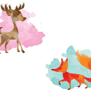 Deery MeMister Fox