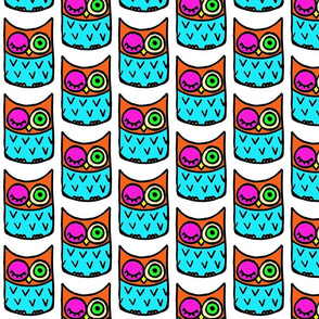 Winking Owl