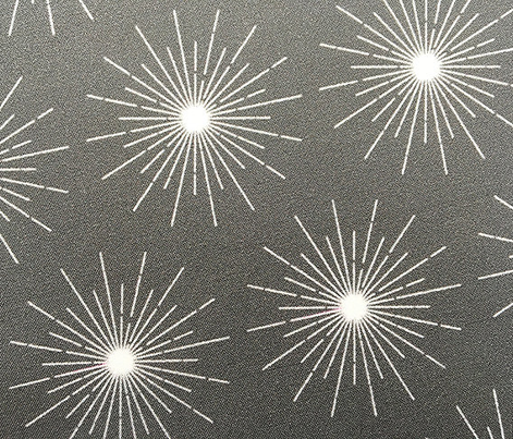 Pulsar* (Pepper Pot) || galaxy outer space stars starburst cosmic atomic midcentury modern