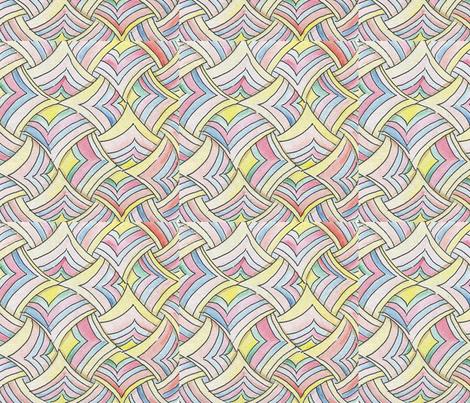 Dancing FLIP-FLAP fabric by staub_korn on Spoonflower - custom fabric