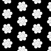 Mod_Flower_Power_2_Black_and_White