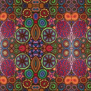 zoom 2 árbol de mandalas por camila rojas fermandois chile