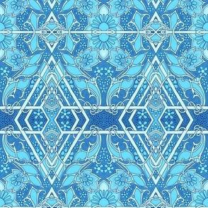 Blue Diamond Gavotte