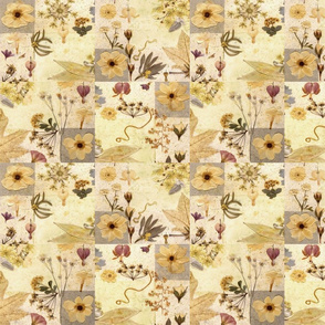 anemone quilt
