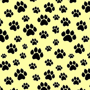 Doggy Paws - Yellow // Small