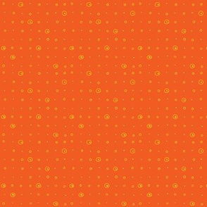 Dots-yellow/orange