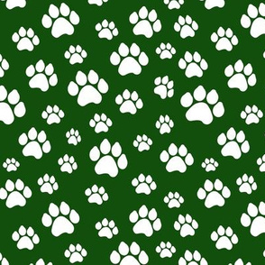Doggy Paws - Green // Small