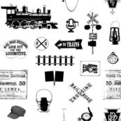 Railroad Symbols