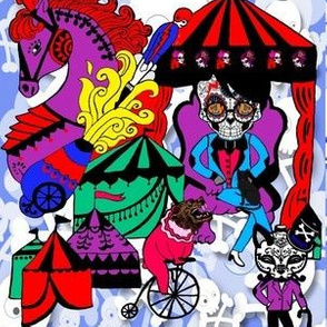 Circus of the creepy