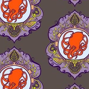 Victorian Octopus 2
