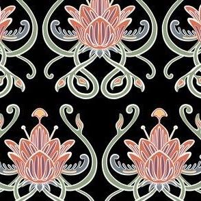 Nouveau Flower 1
