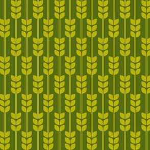 Wheat - Olive, Small