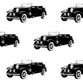 "Classic Car - Large (4"")"