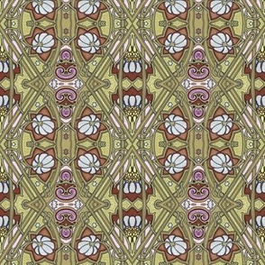 Gothic Thistle (color 1)