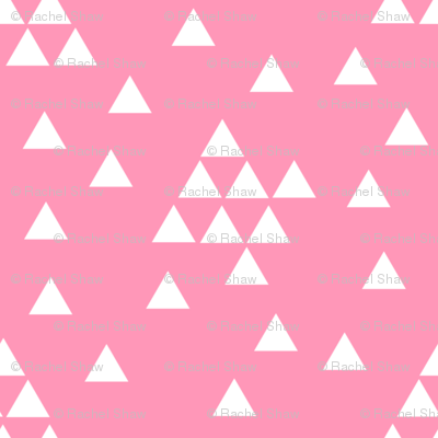 triangles_random_white_on_bright_pink