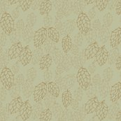 Rrcharcoal_effect_mustard_hop_repeat_size_on_pale_green_shop_thumb