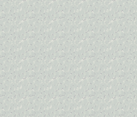 Green Hop Watercolour on Light Charcoal fabric by a_bushel_of_hops on Spoonflower - custom fabric