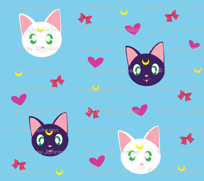 Moon Kitty Power
