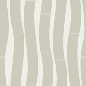 wavy gray vertical stripes